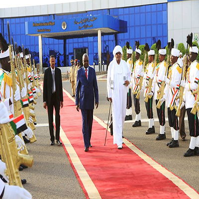 Prime Minister Of The Central African Republic Concludes His Visit To Country